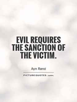 EVIL REQUIRES 