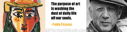 The nurnose of art 