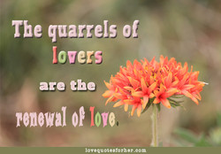The quarrels of 