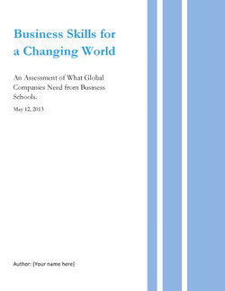 Business Skills for 
