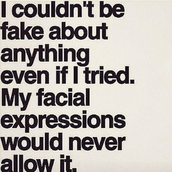 I couldn't be 