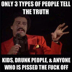 ONLY 3 TYPES OF PEOPLE TELL 