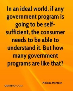 In an ideal world, if any 