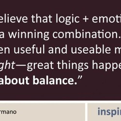 21ieve that logic + emoti 