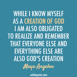 WHILE I KNOW MYSELF 