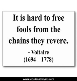 It is hard to free 