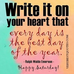 Write it on 