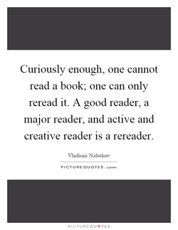 Curiously enough, one cannot 