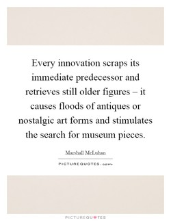 Every Innovation scraps its 