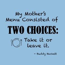 My Mo&ker's