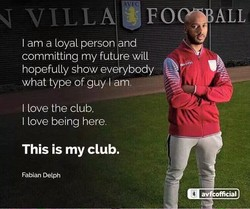 I am a loyal person and 