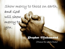 Show mercy to those ovu earth, 