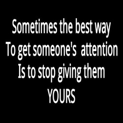 Sometimes the best way 