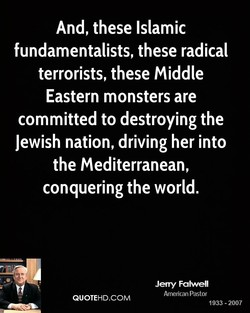 And, these Islamic 