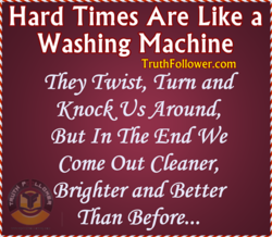 Hard Times Are Like a 