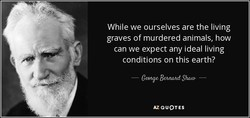 While we ourselves are the living 