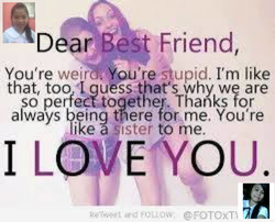 Dear fie Friend, 