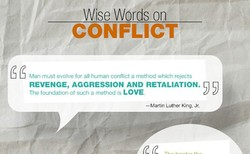 Wise Words on 