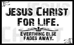JESUS CHR'ST 