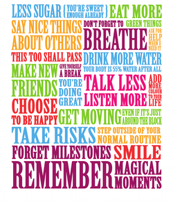 SAY NICE THINGS 