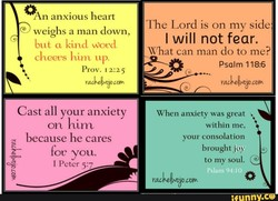 An anxious heart 