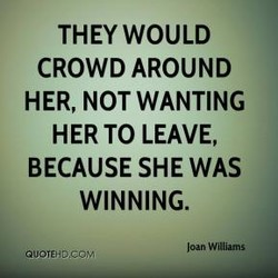 THEY WOULD 