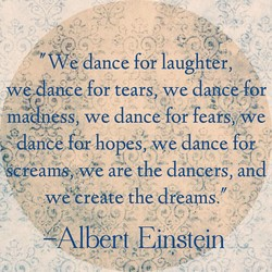 dance for laughter, 