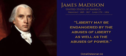 JAMES MADISON 