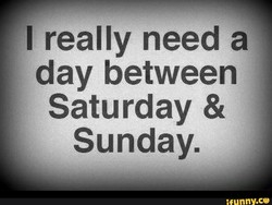 I really need a 