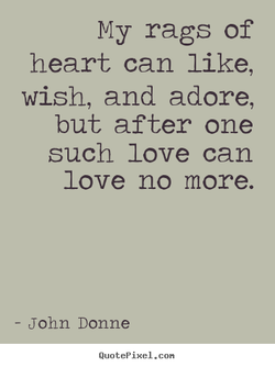 my rags of 