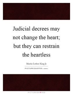 Judicial decrees may 