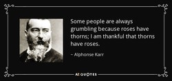 Some people are always 