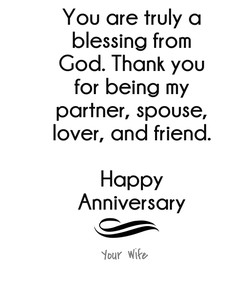 You are truly a 