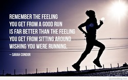 REMEMBER THE FEELING 