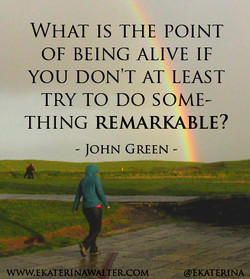 WHAT IS THE POINT 