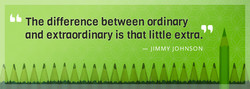 The difference between ordinary 