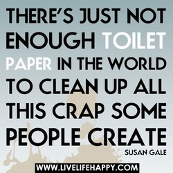 THERE'S JUST NOT 