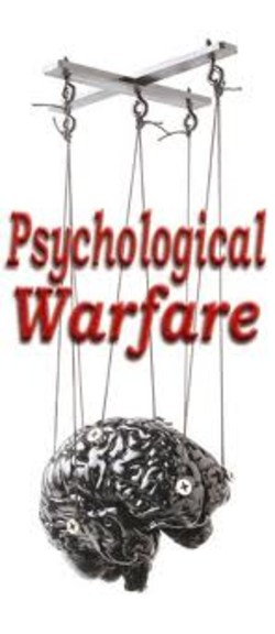 Quotes about Psychological Warfare (29 quotes)
