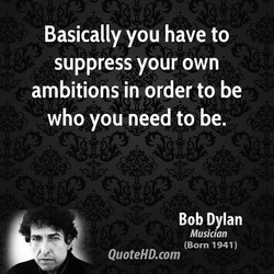 Basically you have to 