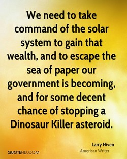 We need to take 