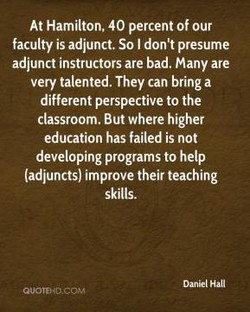 At Hamilton, 40 percent Of our 