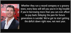 Whether they run a record company or a grocery 