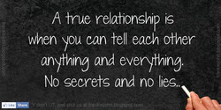 h true relationship is 