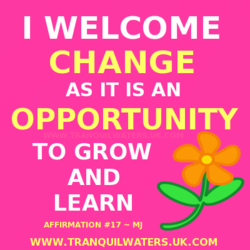 I WELCOME 