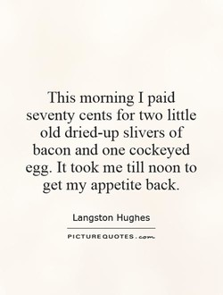 This morning I paid 