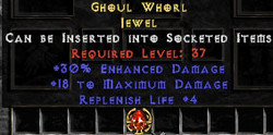 GHOUL WHO 