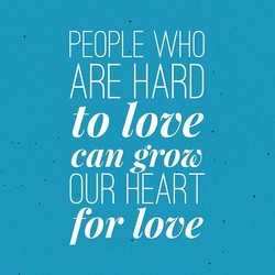 PEOPLE WHO 