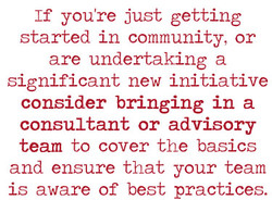 If you're just getting 