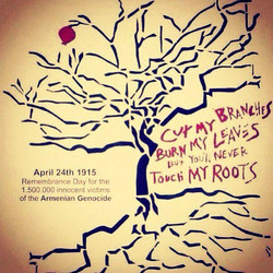 April 24th 1915 