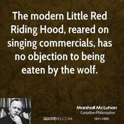 The modern Little Red 